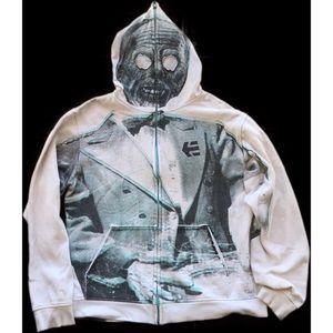 Etnies full zip mask hoodie